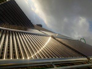Giải pháp nước nóng năng lượng mặt trời dành cho khách sạn tại Đà Lạt.