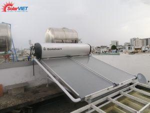 Máy Nước Nóng Solahart 300L Được Lắp Đặt Tại Phú Nhuận
