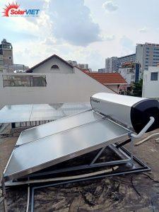 Máy Năng Lượng Mặt Trời Solahart Premium 300L Lắp Tại Phú Nhuận